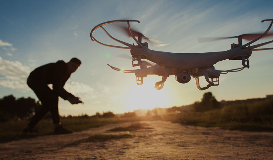 The Best Job for Drone Operators - The Gig Economy