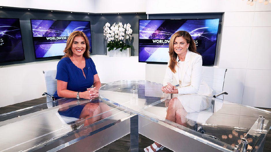 WeGoLook featured on Worldwide Business with kathy ireland®