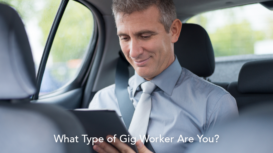 7Gig Worker Archetypes: Which One Are You?