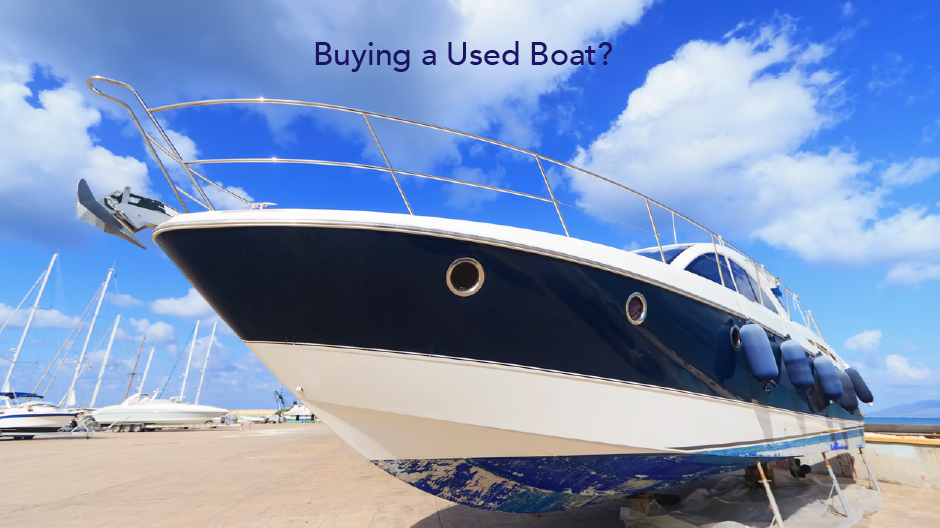 Tips for First-Time Boat Buyers: Get aBoat Inspector