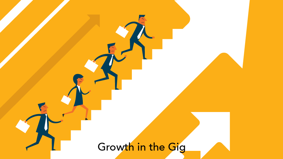 Measuring the Growth of the Gig Worker